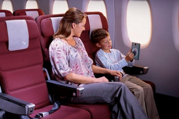 В ЕС разрешат пользоваться электроникой в полете