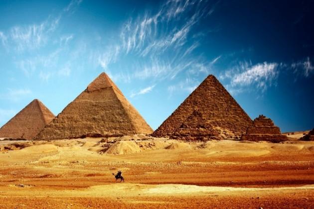Потери Египта отпадения турпотока оценили в $70млрд