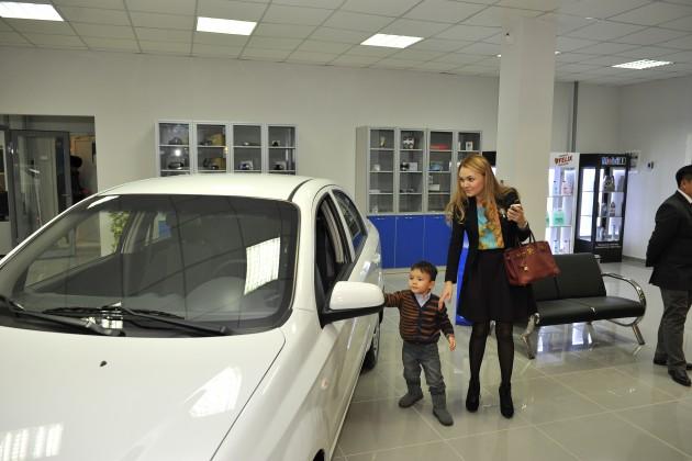 Казахстанцы делают ставку на новые автомобили