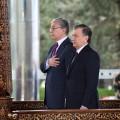 Глава РК пообещал развивать казахстанско-узбекское сотрудничество