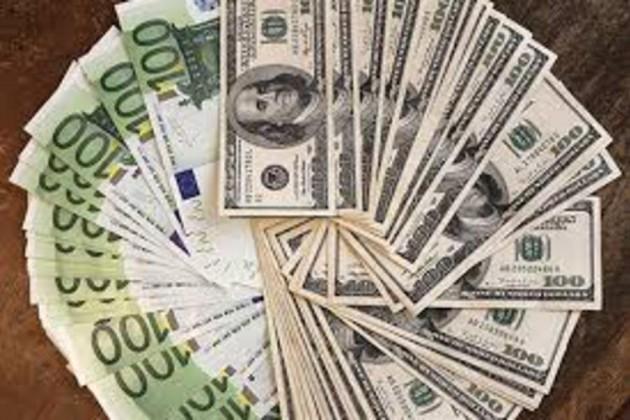 Рубль взял курс на укрепление после взлета евро