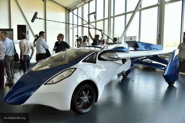 ВЯпонии к2020начнут использовать летающие автомобили