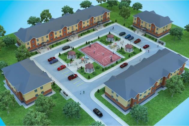 ВЮКО будут строить служебное жилье