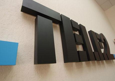 Tele2 AB изменила структуру управления группы