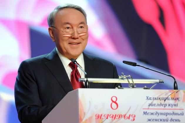 Казахстанская женщина – узнаваемый бренд нашего государства