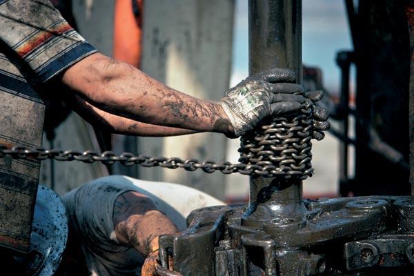 В Атырауской области произошел разлив нефти