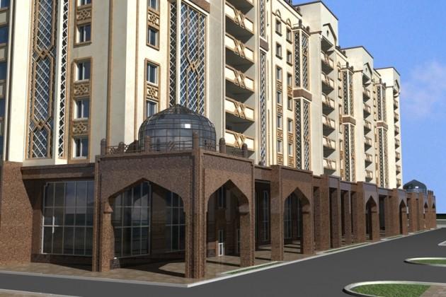 Спрос на элитное жилье в Алматы и Астане невысокий