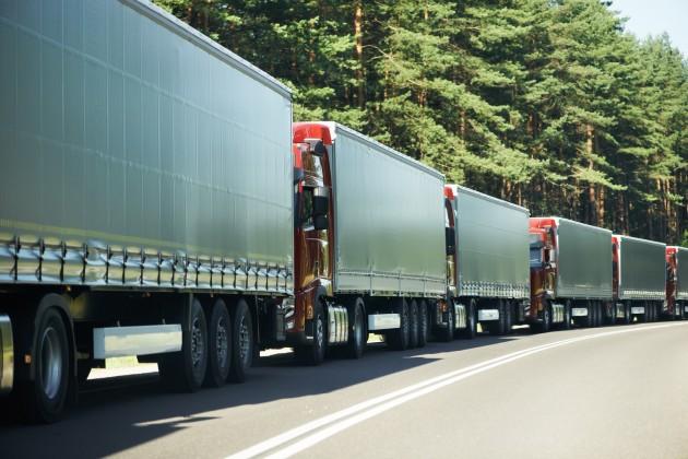 Транспортные компании нарастили объемы грузоперевозок