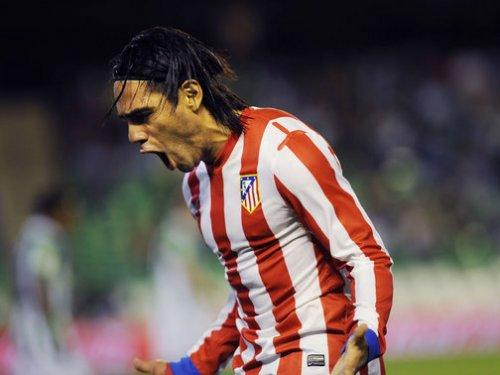 Фалькао из «Атлетико» перейдёт в «Монако»