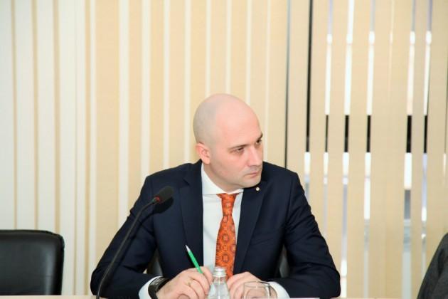 Избран председатель Общественного совета при ЕНПФ