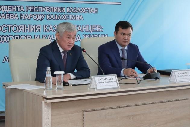 Актюбинская область занимает второе место вРК поэкспорту