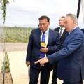 Нурсултану Назарбаеву продемонстрировали выставку сельхозпродукции