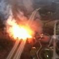 Взрыв произошел на газопроводе в Украине