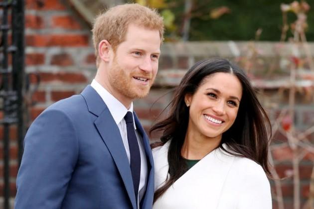 Доход Британии отсвадьбы принца Гарри оценили в $680млн