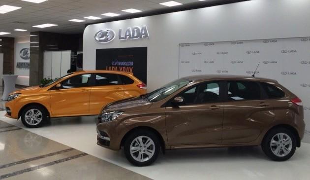 ВКазахстане начали сборку еще четырех моделей LADA