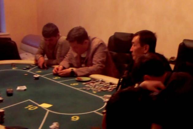 В Алматы выявлено еще одно казино