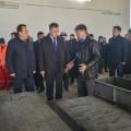 Наюге Казахстана запущено производство газобетонных блоков