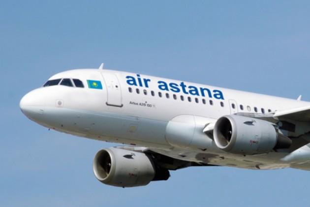 Рейс Дели - Алматы был задержан по технической причине