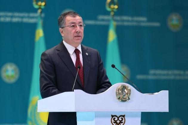 Жансеит Туймебаев возглавил Туркестанскую область