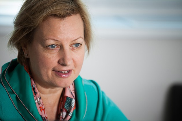 Елена Бахмутова: Финансовый сектор будет дальше ужиматься