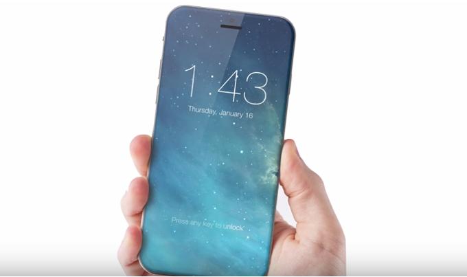 В2016 году iPhone будет без кнопки HOME