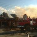 В Актобе из-за неисправности кондиционера сгорел ресторан