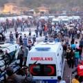 В Турции напали на автомобиль Эрдогана