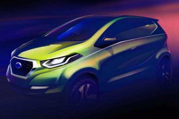 Первый концепт от Datsun
