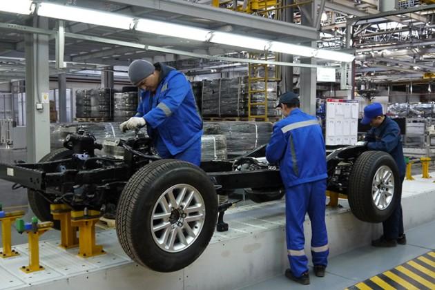 Средняя стоимость нового автомобиля в РК выросла на 6%
