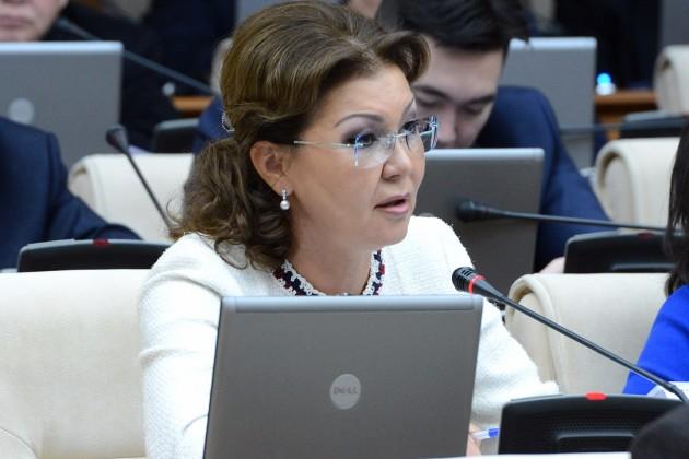 Дарига Назарбаева сравнила госпрограмму с Бермудским треугольником