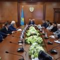 Жансеит Туймебаев встретился сбизнесменами региона