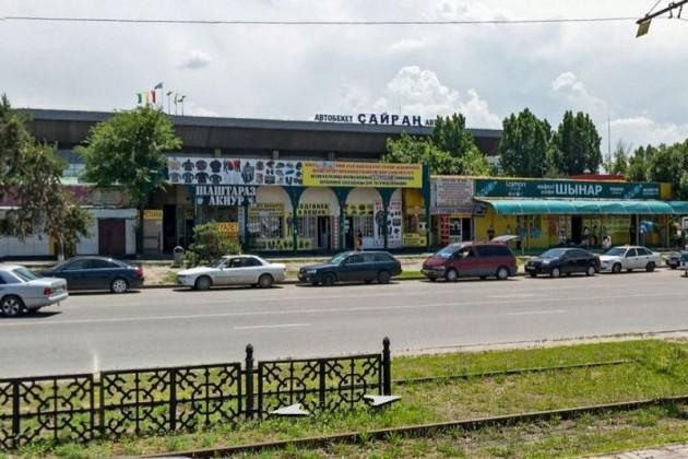 Акимат Алматы предложил заздание перед Сайраном 23,5млн тенге