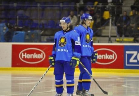 Казахстанские хоккеисты уступили сборной Венгрии на ЧМ