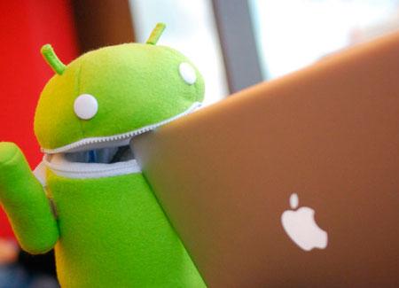 Google Play обгонит App Store к 2016 году