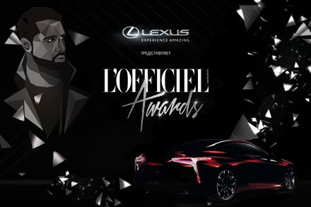 Впервые вКазахстане состоится вручение премии L'Officiel Awards 2017