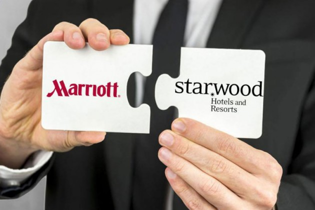 Сети Marriott International и Starwood Hotels объединятся