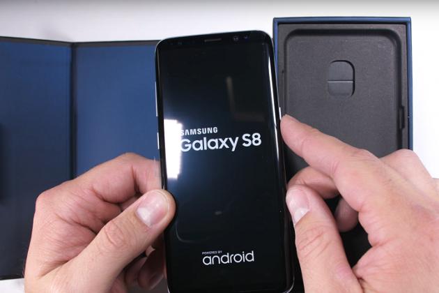 5причин заказать Samsung Galaxy S8  S8Plus ираспаковать его одним изпервых