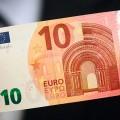 Показали новую купюру в 10 евро