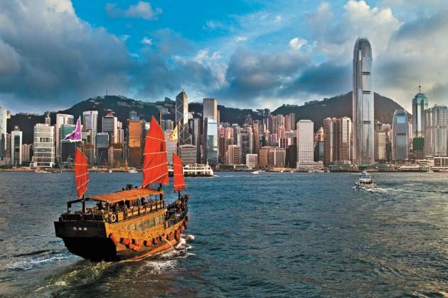 ВГонконге построят плавучие кварталы
