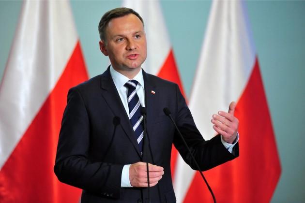 Президент Польши потребовал отГермании новых репараций