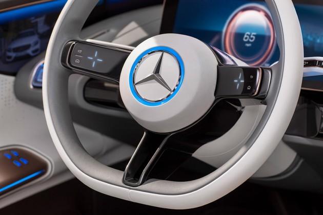 Mercedes наладит производство малолитражных электромобилей