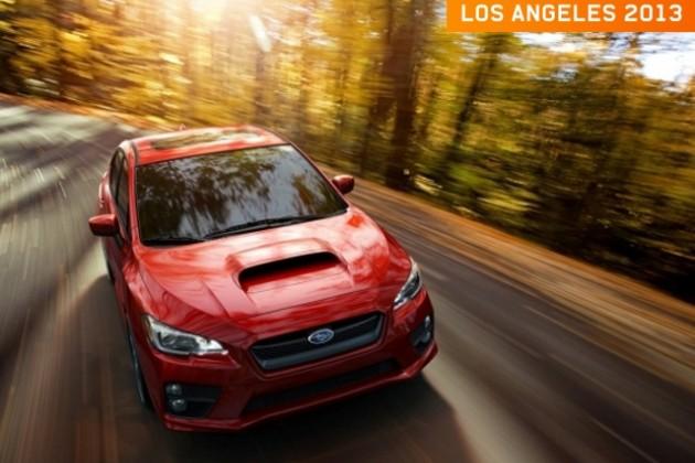 Subaru WRX: официально