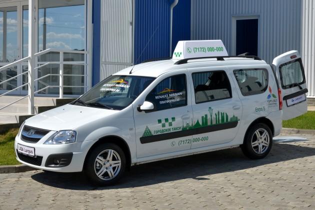 Завод Азия Авто готов обеспечить службу такси Астаны экологичным транспортом