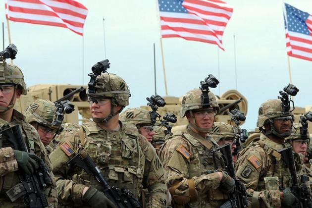 США оказались в лидерах по расходам на оборону