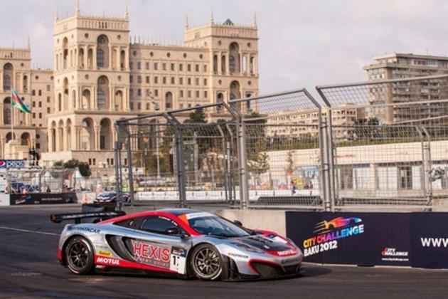 Будет ли GP Baku