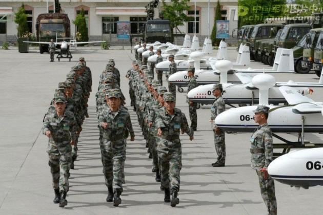 Китай построит вСаудовской Аравии завод повыпуску беспилотников