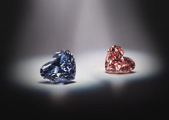 Rio Tinto презентует уникальные бриллианты