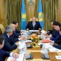 Назарбаев назвал цены на жилье в Астане заоблачными