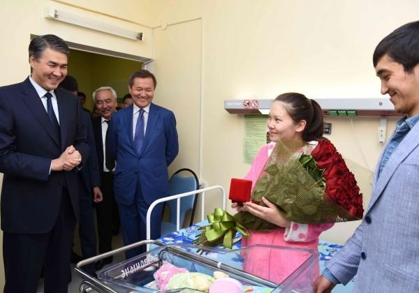 Астана стала городом-миллионником