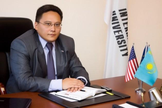 В Алматы взят под стражу бывший ректор МУИТ